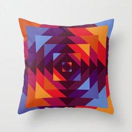 Bayer II Throw Pillow