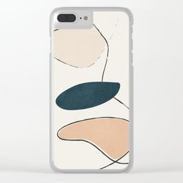 Wildline III Clear iPhone Case