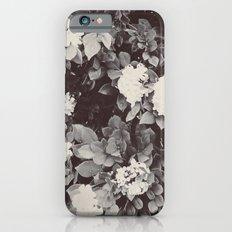 B&W FLOWERS Slim Case iPhone 6s