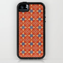 Moroccan Motet Pattern iPhone Case