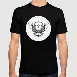 Fierce Red Panda T-shirt