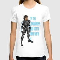 korra T-shirts featuring Commander Korra by comickergirl