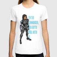 the legend of korra T-shirts featuring Commander Korra by comickergirl