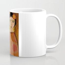 Las Tres Fridas by Flor Larios Coffee Mug