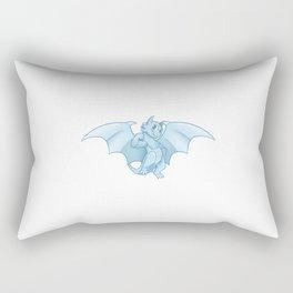 Toon Dragon Rectangular Pillow