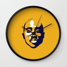 All Eyez On Me Alternative Art Wall Clock