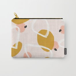 Abstract Fall III #society6 #abstractart Carry-All Pouch