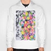 carnival Hoodies featuring Carnival  by Laura Jane Mitbrodt