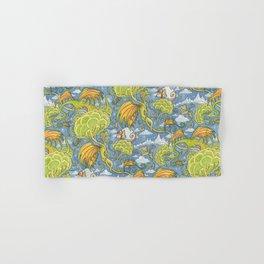 Tolkien Pattern - Dragons Hand & Bath Towel