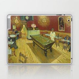The Night Cafe by Vincent van Gogh Laptop & iPad Skin
