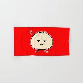 Pork Bun dim sum Chinese breakfast steamed bbq bun Hand & Bath Towel