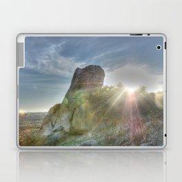 Sunset Rock Laptop & iPad Skin