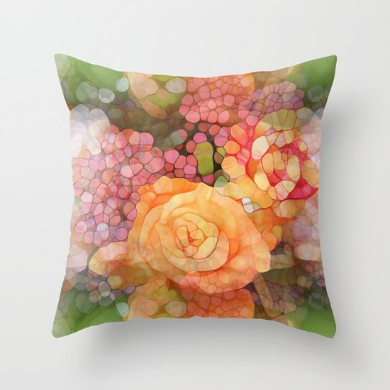 I HAVE A DREAM! Throw Pillow