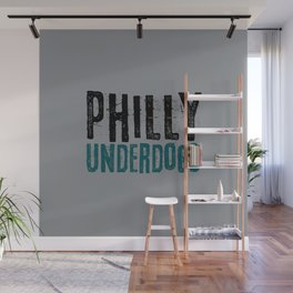 Philly Underdog Wall Mural