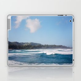 Fabled North Shore of Oahu Laptop & iPad Skin