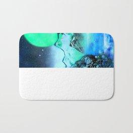 This is a Green Planet Bath Mat