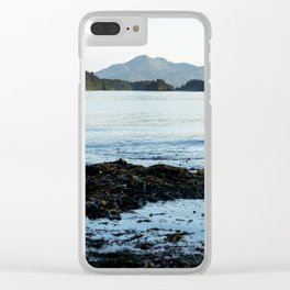 Alaskan Bay Clear iPhone Case
