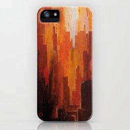 Miasmes iPhone Case
