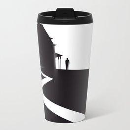 The Black Collection' Hitchcock Movie Metal Travel Mug