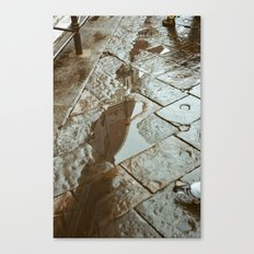 DUOMO VII - AFTER RAIN Canvas Print