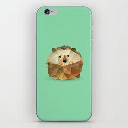 Hedgehog. iPhone Skin
