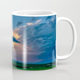 Montana Sunset Coffee Mug