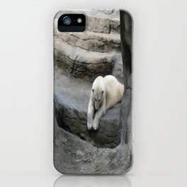I Wonder if anyone is down There? iPhone Case