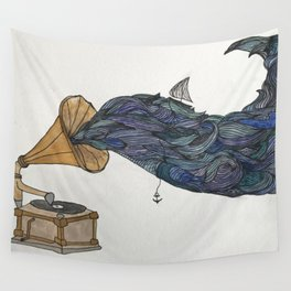 The Sailor's Song Wall Tapestry