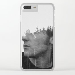 Environmentalist Clear iPhone Case