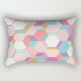 HEX2 Rectangular Pillow