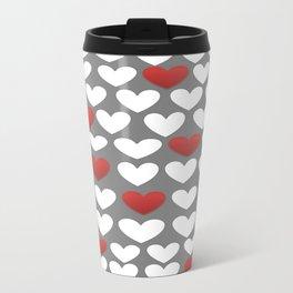 the heart of the matter  Travel Mug
