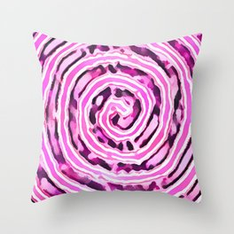 Scrunchie Throw Pillow