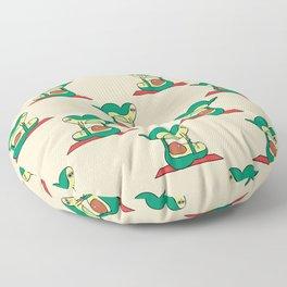 Acroyoga Avocado Floor Pillow