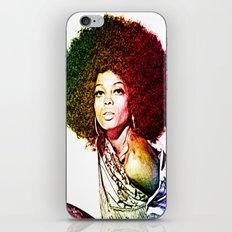 Miss Ross  iPhone & iPod Skin