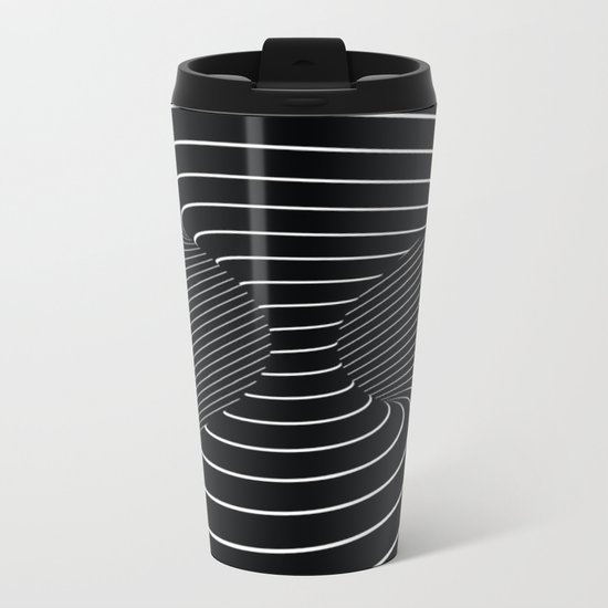 Tornado Metal Travel Mug