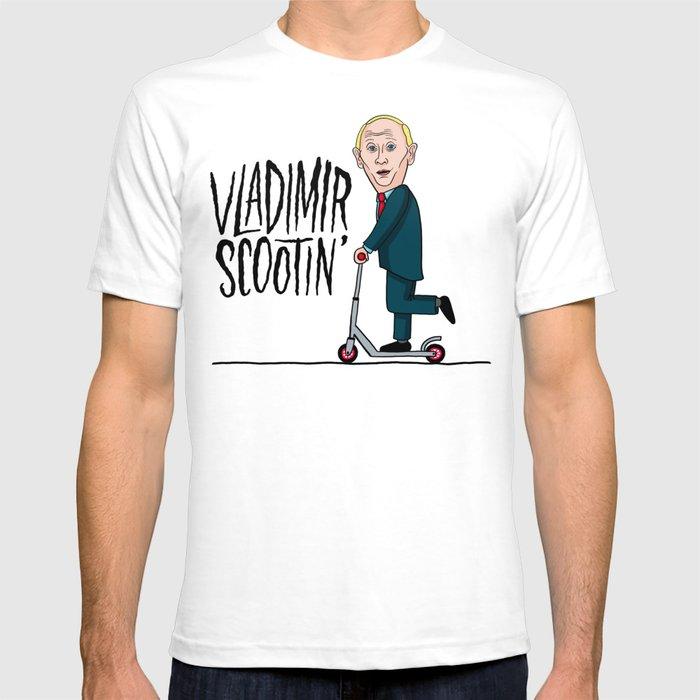 Vlad Scootin T-shirt