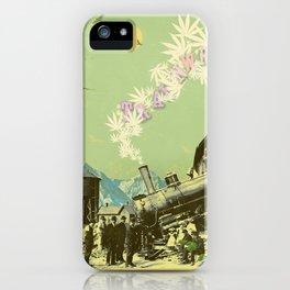 TRAINWRECK iPhone Case