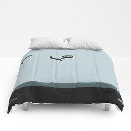 WTF? Pool Comforters