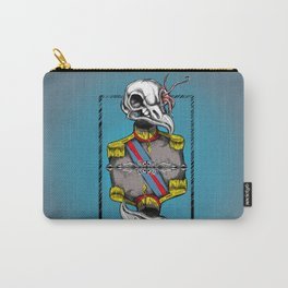 General Bird Skull Carry-All Pouch