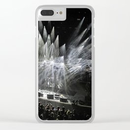 Guitar God Clear iPhone Case