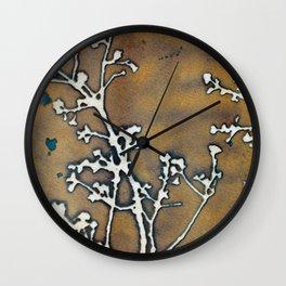 Bronze Joshua Tree Wall Clock