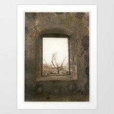 windows.3 Art Print
