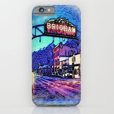 small town 2  iPhone 6s Slim Case