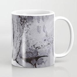 Rhino - Animal Series in Ink Coffee Mug