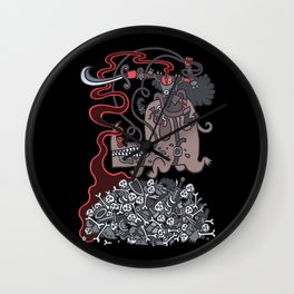 Souldrinker Wall Clock