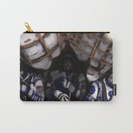 Astronauts from international space station Carry-All Pouch