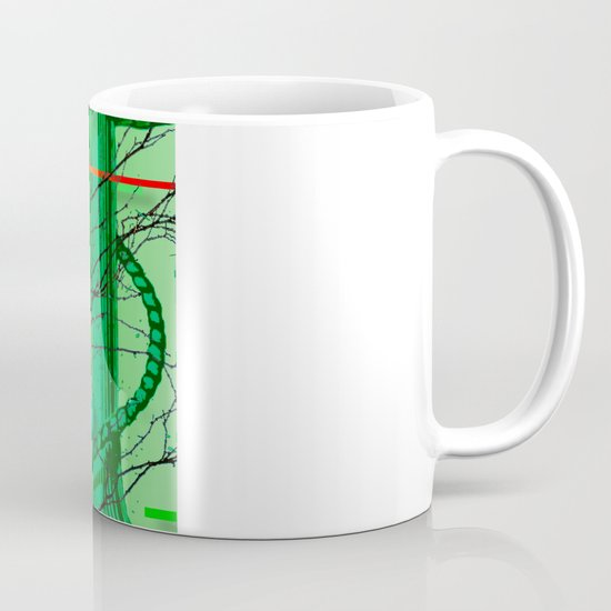 Rejected < The NO Series (Green) Mug