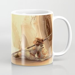 Desert Princess Coffee Mug