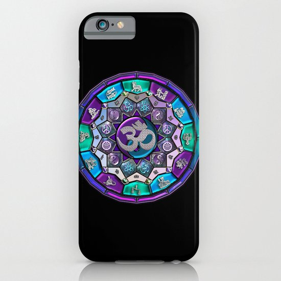 UROCK! Independence Mandala iPhone & iPod Case