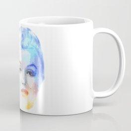 The Blond Bombshell Coffee Mug